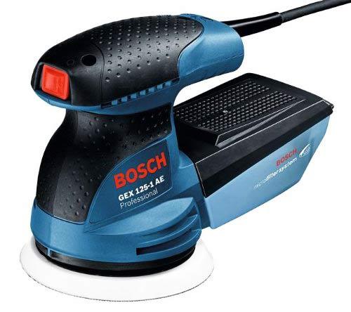 Bosch GEX 125-1 AE Professional