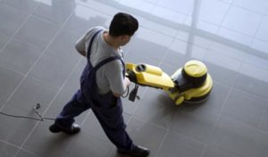 como pulir pisos de cemento