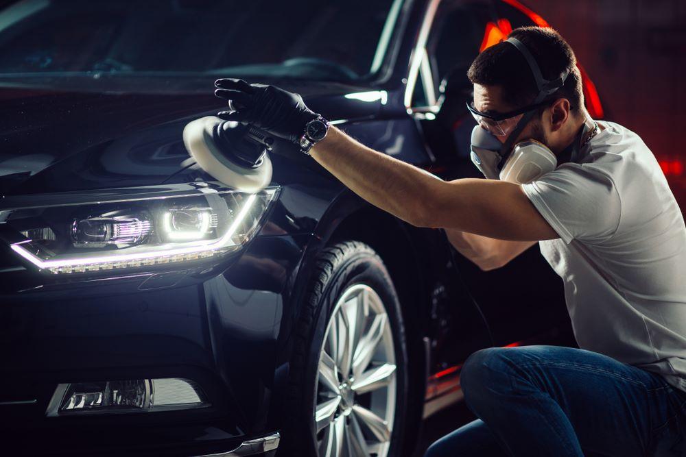 Como pulir los faros del coche